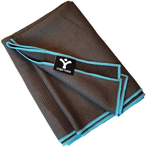 51USwRdZ6aL - The 7 Best Yoga Towels for Surviving Sweaty Practices