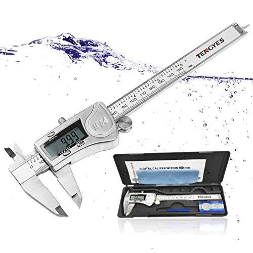 Digital Caliper Micrometer Measuring Tool - 6 inch...