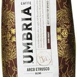 Caffe Umbria Fresh Seattle Whole Bean Roasted Coffee, Arco Etrusco Blend Dark Roast, 12 oz. Bag 29