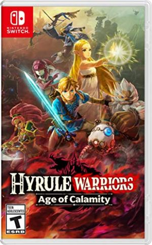 Hyrule Warriors: Age of Calamity – Nintendo Switch