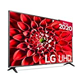 "LG 75UN71006LC - Smart TV 4K UHD 189 cm (75"") con Inteligencia Artificial, HDR10 Pro, HLG, Sonido Ultra Surround, 3xHDMI 2.0, 2xUSB 2.0, Bluetooth 5.0, WiFi [A], Compatible con Alexa"