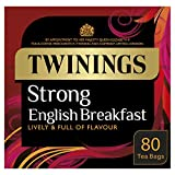 Great British Tea Strong by name, strong by nature blend is unique