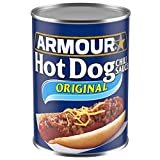 Armour Star Hot Dog Chili Sauce, Canned Food,...