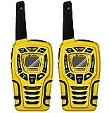 Cobra CX445 Walkie Talkies 28-Mile Two-Way Radios (Pair)