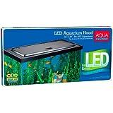 Tetra Aqua Culture LED Aquarium Hood for 20/55 Gallon Aquariums