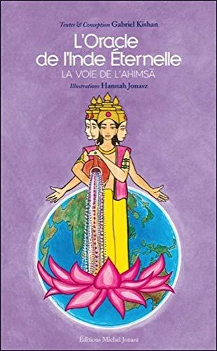 Oracle de l'Inde Eternelle - La voie de l'Ahimsa - Coffret livre + cartes