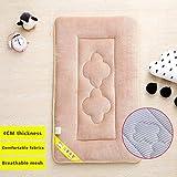 XJ&DD Japanese Futon Cushion Breathability Portable Tatami Children Cot Floor Sleeping Mattress Single Mat,Folding Floor Futon Mattress-c 70x140cm(28x55inch)