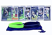 CONTAINS - an assortment of authentic cards from manufacturers such as Panini, Bowman, and Topps COLLECT - These cards are a great addition to any Doug Baldwin or Seattle Seahawks collection. Exact cards per lot varies - please see pics for possible ...