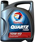 Total Quartz 7000SAE 10W-40Huile dans Le bidon de 5L