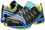 Goodyear GYSHU1503 - Zapatillas de seguridad para hombre, Multicolor, 41 EU (7 UK)