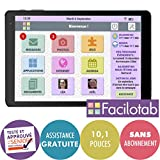 FACILOTAB Tablette L - WiFi - 16 Go - Android 8 - Marque ALCATEL -...