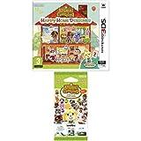 Animal Crossing : Happy Home Designer + 1 Carte Amiibo 'Animal Crossing' Paquet de 3 cartes : Animal Crossing : Happy Home Designer