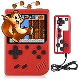 Fivejoy Console De Jeux Portable, Console De Jeu Retro FC a Une Batterie De 1020...