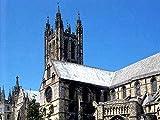 世界遺産イギリス カンタベリー大聖堂/ストーンヘンジ/バース市街