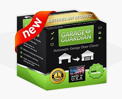 51UsNggtAXL - 7 Best Automatic Garage Door Closers- The Ultimate Way to Prevent Break-Ins