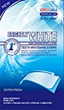 28 Bandes de Blanchiment des Dents - Qualité Professionnelle - avec la Technologie Avancée Anti-dérapant - Efficacité Prouvée - Prémium Bright White-Strips by RAY OF SMILE