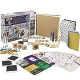 KreativeKraft Kit Album Photo Scrapbooking pour Adultes avec Scrap Book à...