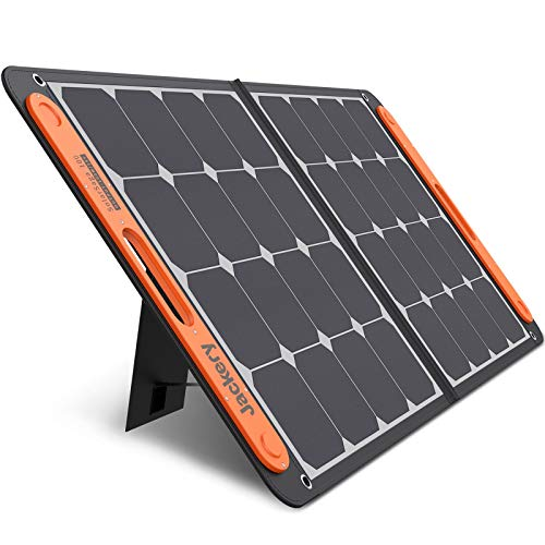 Jackery SolarSaga 100W Portable Solar Panel for Explorer...