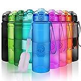ZORRI Sport Wasserflasche-Trinkflasche Bpa Frei...