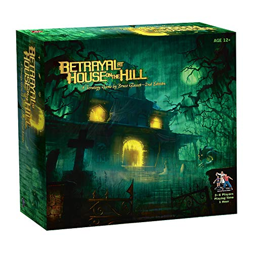 Betrayal at House on the Hill (Toy)