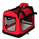 dibea TB10050 Chien Pliable Transport Voiture Box Sacoche pour...