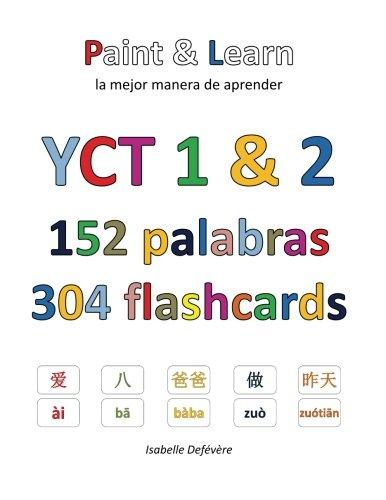 YCT 1 & 2 152 palabras 304 flashcards
