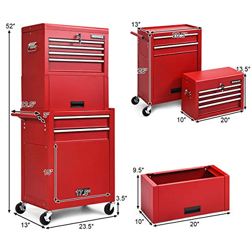 Product Image 9: Better Built 64210121 Top Mount Tool Box