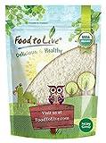 Arroz de Jazmín Orgánico, 3 Libras - Eco, Ecológico, arroz blanco crudo, grano entero, Sin OGM, kosher, a granel