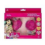 Formine Taglia Biscotti Originali di Barbie