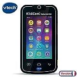 VTech - Kidicom Advance noir - le portable sécurisé et sans forfait dès 6 ans (186605)