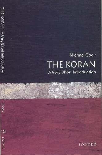 The Koran: A Very Short Introduction (Very Short Introductions Book 13) by [Michael Cook]