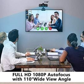 1080P-Webcam-with-Microphone-Privacy-Cover-Web-Cam-USB-Camera-Computer-HD-Streaming-Webcam-for-PC-Desktop-Laptop-wMic-Wide-Angle-Lens-Large-Sensor-for-Superior-Low-Light-Black