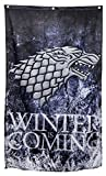 Calhoun Game of Thrones Wall Banner (30' by 50') (Night's Watch Oath)