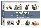 51VbLUbsLiL. SL160  - Mini-coffret Apéros - Hachette Cuisine