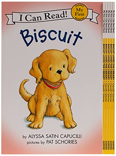 Biscuit's Neighborhood: 5 Fun-Filled Stories in 1 Box! (My...