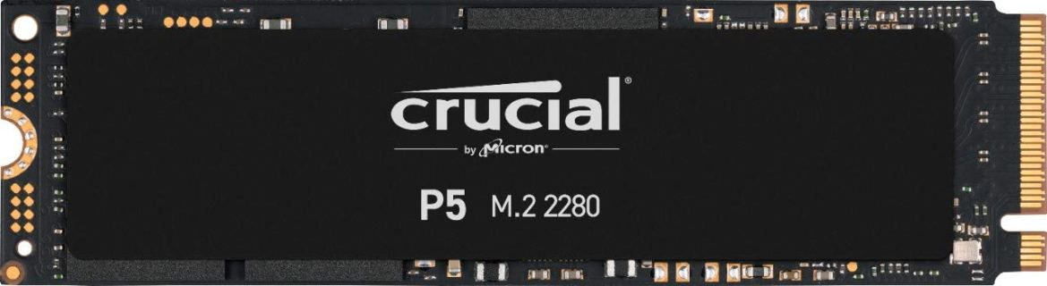 Amazon.com: Crucial P5 2TB 3D NAND NVMe SSD interno, hasta 3400MB/s - CT2000P5SSD8: Computers & Accessories