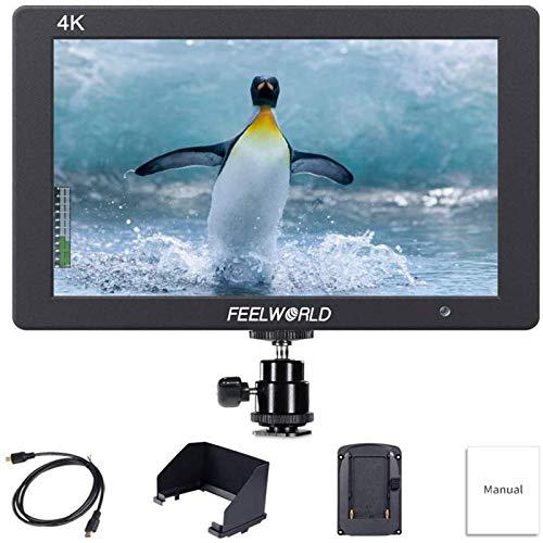 FEELWORLD T7 7 Inch DSLR On Camera Field Monitor Video Assist...