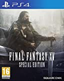 Le jeu Final Fantasy XV dans son Steelbook DLC: Arme Masamune Plate-forme : PlayStation4 Édition : Spéciale