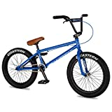 Eastern Bikes Eastern BMX Bikes - Traildigger Model Boys and Girls 20 Inch Bike. Lightweight Freestyle Bike Designed by Professional BMX Riders at (Blue)