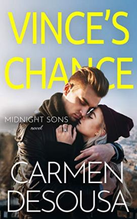 Vince's Chance (Midnight Sons Book 3) by [Carmen DeSousa]