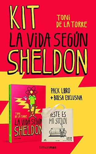 Kit La vida según Sheldon (Series y Películas) (Spanish Edition)