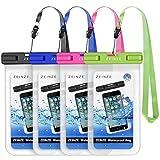ZEINZE Waterproof Case Universal Waterproof Phone Bag Pouch Drg Bag...