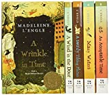 The Wrinkle in Time Quintet Boxed Set (A Wrinkle in Time, A Wind in the Door, A Swiftly Tilting Planet, Many Waters, An Acceptable Time) (Paperback)
