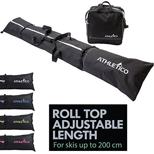 Athletico Two-Piece Ski and Boot Bag Combo | Store &...