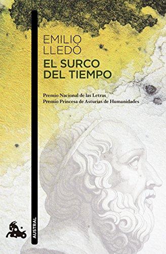 El surco del tiempo: Premio Nacional de las Letras (Contemporánea)