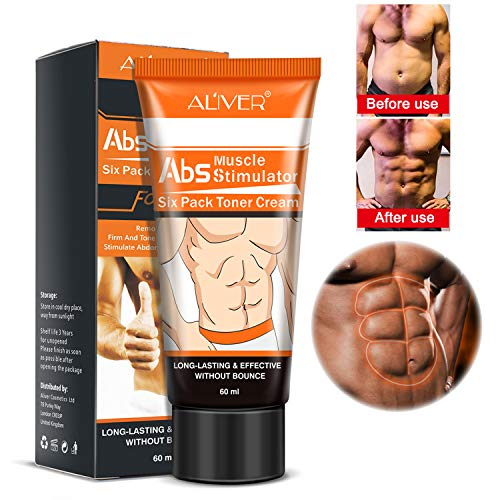 2 Pack Fat Burning Slimming Cream, Hot Cream for Men and Women, Powerful Abdominal Muscle Cream, Slim Cream, Fat Burner, Tighten Muscles for Abdominal, Arms and Thighs. 5