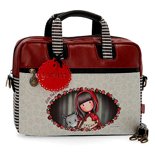 Gorjuss Little Red Riding Hood Zaino 33 Centimeters 4.54 Multicolore (Multicolore)