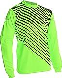 Vizari Arroyo Goalkeeper Jersey Neon Green/Black Size Adult Small