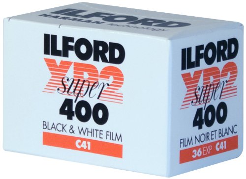 イルフォード XP2 スーパー 135 36枚撮り