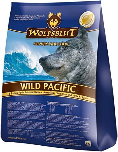 Wolfsblut Wild Pacific , Alimento Deshidratado para Perro, Sabor 6...